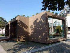 Woodenquark House, Projects - Amorim Isolamentos