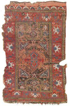 16. Yüzyıl Konya Bulunduğu yer: Türk ve İslam Eserleri Müzesi İstanbul