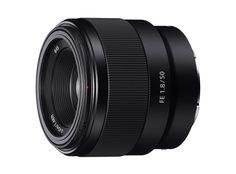 Sony announces 50mm