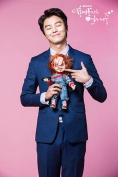 """Yeon Woo Jin from """"Divorce Lawyer in Love"""""""