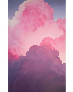 mauves purples pinks @cloudoncloudlove