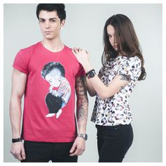 Siamoises Tshirt Born to be Yourself Summer Edition  #summer #tishirt #siamoises #man #woman