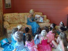 Princess Party Colleton River Club