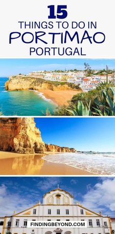 15 Best Things to do in Portimao - Sights & Day Trips | Finding Beyond #portimao #portugal #exploreportugal #exploreportimao #visitportimao #portimaoguides #portimaotips #portimaoattractions #portimaosights #portimaobeaches #portimaotours #bestofportimao #bestofportugal #visitportugal #portimaotours #portimaoaccommodations #portimaoholidays #portugalhoildays