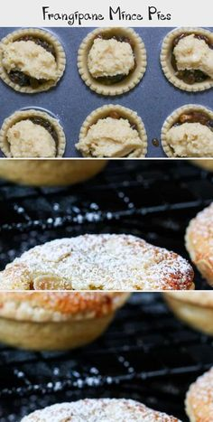 The best mince pies are these frangipane Mince Pies with homemade pastry - serve warm or cold for a delicious traditional Christmas snack. #Recipeswithmince