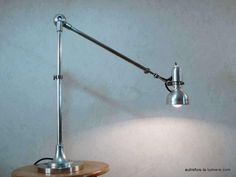 La Boutique Vintage is happy to present a fabulous range of Industrial Lighting.Find some iconic vintage lighting brands such as Jielde, Anglepoise, Gras. Desk Lamp, Table Lamp, Vintage Industrial Lighting, Anglepoise, Sweet Home, Boutique, Home Decor, Homemade Home Decor, House Beautiful