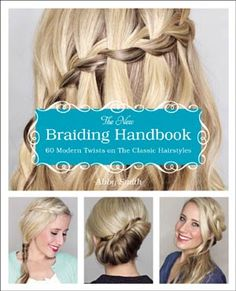 The New Braiding Handbook in bookstores now