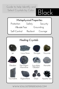 With so many different healing crystals to remember identifying them and memorizing their metaphysical properties can be overwhelming! This series is designed