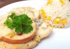 Őszi csirkemell Salmon Burgers, Mashed Potatoes, Cheese, Cooking, Ethnic Recipes, Food, Whipped Potatoes, Cucina, Salmon Patties