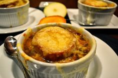 French Onion and Apple Soup - Savory Experiments