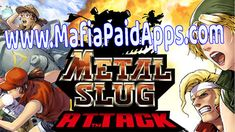 """METAL SLUG ATTACK 2.20.1 Apk  Mod (Unlimited AP) for android    METAL SLUG ATTACK Apk  METAL SLUG ATTACK! is a Strategy game for android  Download last version of METAL SLUG ATTACK! Apk  Mod (Unlimited AP) for android from MafiaPaidApps with direct link  New 8 Million Download Record Broken!  The sequel to the worldwide hit """"METAL SLUG DEFENSE"""" finally appears!  """"METAL SLUG ATTACK"""" joins the battle with numerous improvements!  ABOUT THE GAME FEATURES   Simplified control!  """"METAL SLUG…"""