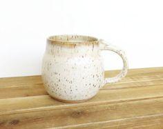 Stoneware Pottery Nesting Ceramic Bowls in Sea by dorothydomingo