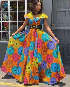 Kente Dress, African Maxi Dresses, African Outfits, Latest African Fashion Dresses, African Dresses For Women, African Print Fashion, African Attire, African Blouses, African Shirts