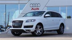 New 2013 Audi Q7 AUTO For Sale | Fort Worth - Dallas TX | VIN: WA1VMAFE0DD003282