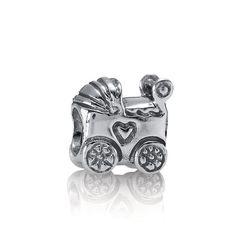 Charm Pandora Argent-Landau-€19.98