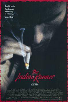 The Indian Runner est un film américain écrit, réalisé et produit par Sean Penn sorti en 1991. 1968. Joe Roberts et son jeune frère Frank ont grandi à Plattsmouth, dans le Nebraska. Enfants, ils sont très proches. Frank, violent et indiscipliné, est un adolescent à problèmes puis il part pour le Vietnam. Joe, fermier raté, devient policier. Le jour même où Joe, en état de légitime défense, a dû abattre un délinquant, Frank rentre du Vietnam.