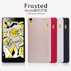 Lenovo K3 Note Case Nillkin Frosted Shield Hard Back Cover Case For Lenovo K3 Note A7000 With Screen Protector #>=#>=#>=#>=#> Click on the pin to check out discount price, color, size, shipping, etc. Save and like it!