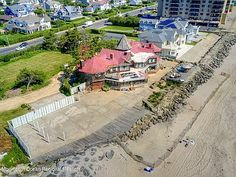 35 Ocean Ave, Monmouth Beach, NJ 07750 | MLS #22130740 | Zillow Monmouth Beach, Ocean Front Property, Buses And Trains, Historic Architecture, Once In A Lifetime, The Hamptons, Acre, Dolores Park, Sunrise