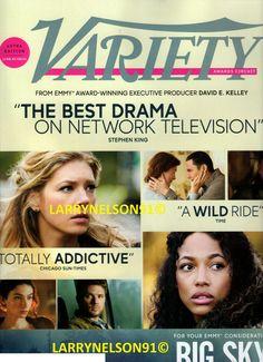 Phoebe Dynevor, Variety Magazine, Chicago Sun Times, Best Dramas, Big Sky, Executive Producer, Magazines, Journals