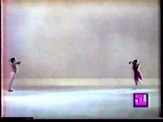 Майя Плисецкая в балете Ролана Пети  Death of the Rose by Mahler