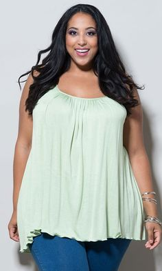 Pretty Cami at Curvalicious Clothes www.curvaliciousclothes.com