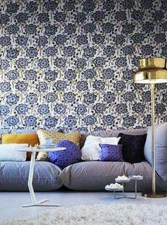 Bodenkissen Lila Kissen Couch Wohnkultur Tapete Wohnzimmer Glck Zuhause Haus Floor