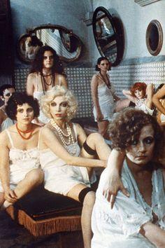 "Mariangela Melato in ""Film d'Amore e d'Anarchia... (dir. Lina Wermuller - 1973)"