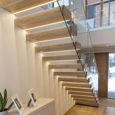 Floating Stairs, House Extensions, Future House, Decoration, Home Fashion, Architecture, House Styles, Building, Places