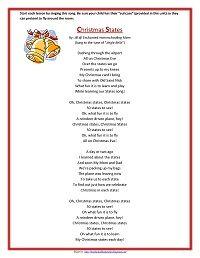 Christmas States Christmas Around The U.S.A. Curriculum - Enchanted Homeschooling Mom