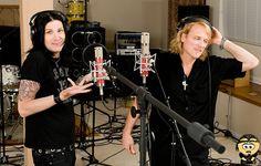 Rock & Roll Todd Kerns <3