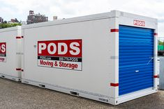 Moving pods are a great alternative for short term and DIY moves. Read on to learn more about the best moving pods and storage containers of Container Company, Container Size, Moving Containers, Storage Containers, Self Storage, Pods Moving And Storage, Arkansas, Moving List, Organizing For A Move