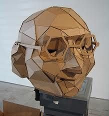 cardboard sculpture ideas - Google Search