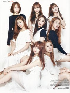 [Lovelyz] Geek Magazine (8p)