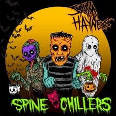 Listen to tracks from Sam Haynes and listen to our interview with Ian Austin from Circle of Ash Haunted Attraction.