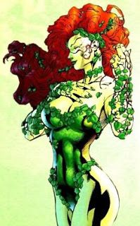 Third Shift Arts and Crafts: Becoming Poison Ivy (Halloween costume)
