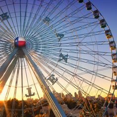 13 things you absolutely MUST do in Dallas this fall Texas State Fair october 2015 ends the Visit Dallas, Dallas Texas, Austin Texas, Texas Travel, Travel Usa, Oh The Places You'll Go, Places To Visit, Texas Vacations, Family Vacations