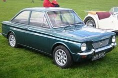 https://en.wikipedia.org/wiki/Hillman_Imp. Had a bit of a thing for imps and the rather rakish singer. Could be time for a comeback Chrysler ?
