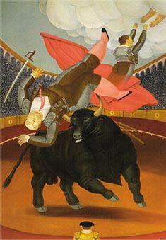 Botero : corrida de toros