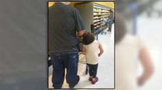 People on Facebook lost their minds over the viral video of a father pulling his daughter's hair