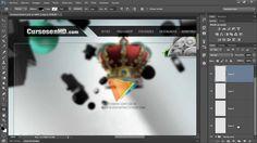Curso Photoshop CS6 Capítulo 3 - 06 Crear una Capa Nueva, Duplicar Capas