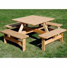 Picnic Table Plans 2btable Jpg