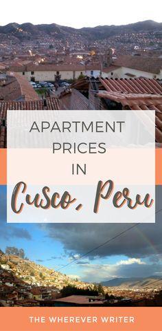 Cusco, Peru, Travel | South America Travel, Cusco Peru, Peru Travel Tips