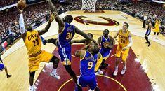SCRIVOQUANDOVOGLIO: BASKET NBA PLAYOFF:FINALISSIMA GARA 4 (11/06/2015)...