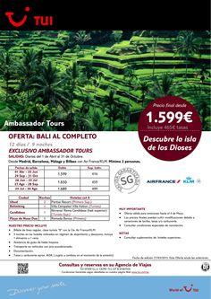 Oferta Bali al Completo ¡Salida Garantizada! Del 1 Abril al 31 Octubre. Precio final desde 1.599€ ultimo minuto - http://zocotours.com/oferta-bali-al-completo-salida-garantizada-del-1-abril-al-31-octubre-precio-final-desde-1-599e-ultimo-minuto/