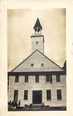 Midway Church built 1792