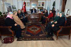 Aksaray Ak Parti Kadın Kollarından Ziyaret