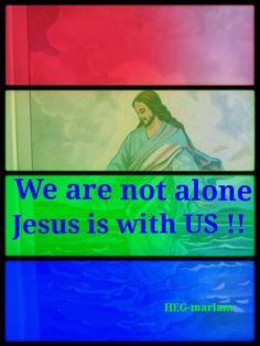 We aren't alone