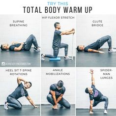 Have a peek right here for yoga workout for stress Crossfit, Yoga Fitness, Gym Workouts, At Home Workouts, Warm Up Stretches, Preparation Physique, Dynamic Warm Up, Yoga Pilates, Glute Bridge