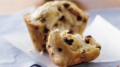 Peanut Butter-Chocolate Chip Muffins recipe from Betty Crocker