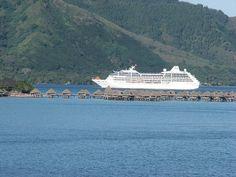 Paul Gauguin Cruises sees Princess CruisesLike! Share!, Repin! Thanks :)